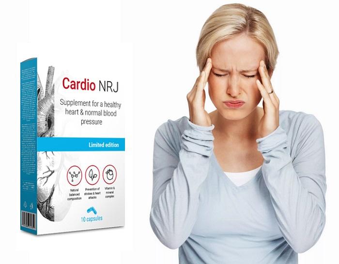 Cardio NRJ хипертония: всичко което е необходимо за здраво сърце!