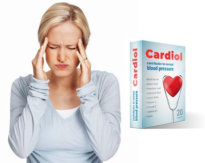 Cardiol срещу повишено налягане: надеждна защита на сърцето и кръвоносните съдове!