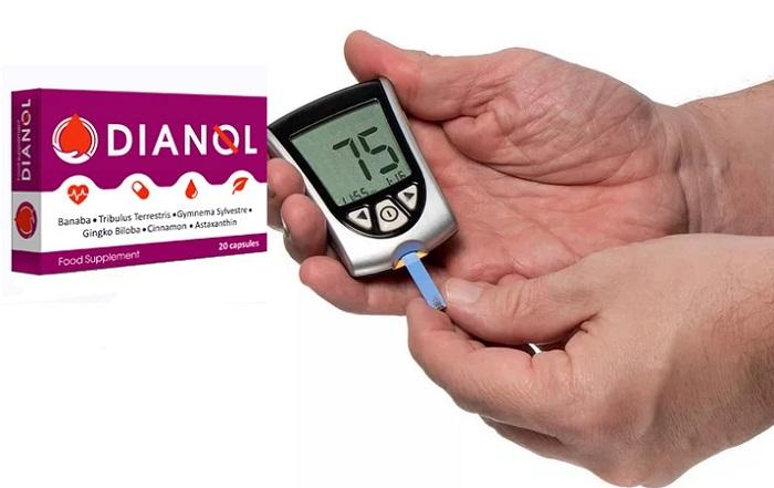 DIANOL диабет: стабилизира нивото на захарта и нормализира производството на инсулин!