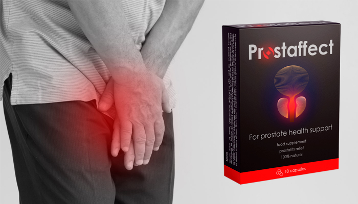 Prostaffect: революция в лечението на хроничен простатит