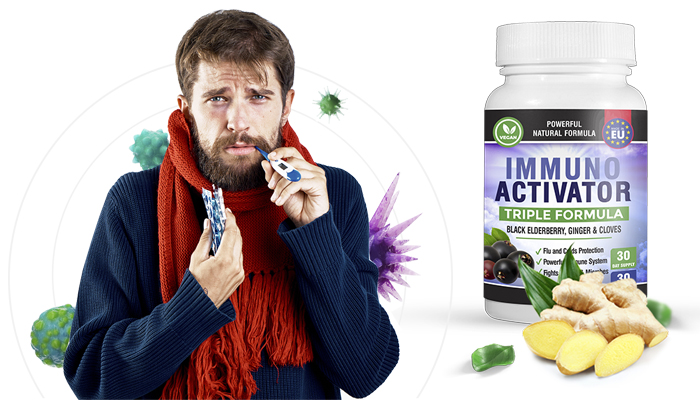 ImmunoActivator: формула за мощен имунитет