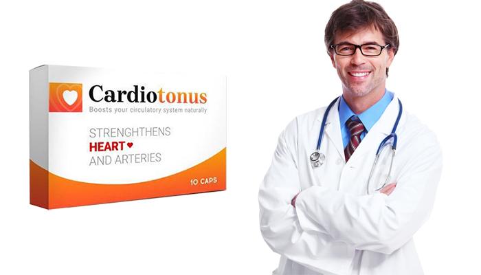 Cardiotonus: побеждава хипертонията и всичките и симптоми!