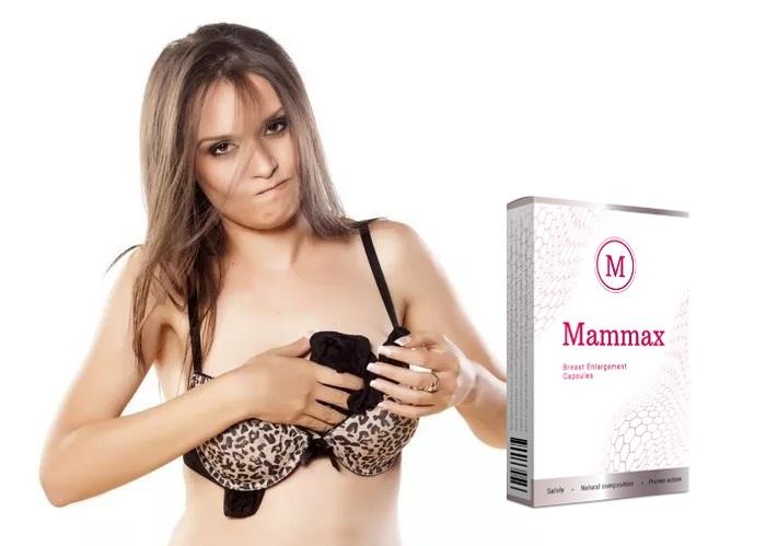 Mammax за увеличаване на гърдите: ЕФЕКТ PUSH-UP ЗАВИНАГИ!