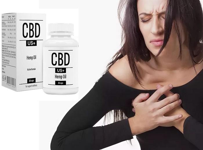 CBDus plus хипертония: предотвратите инфаркт и инсулт, да подобрите кръвообращението и намалите натоварване на сърцето!