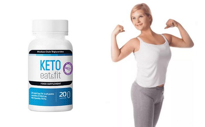 Keto Eat&Fit за отслабване: отървете се от мазнините без усилие!