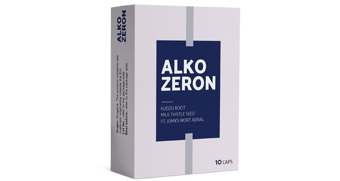 Alkozeron: ефективно средство за борба с алкохолизма