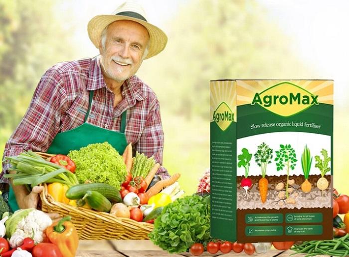 AGROMAX биоудобление: 50% повече реколта всеки месец!