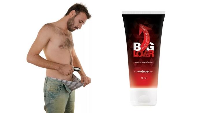 BIGLOVER за увеличаване на пениса: уголеми члена си със 7 см за един месец!