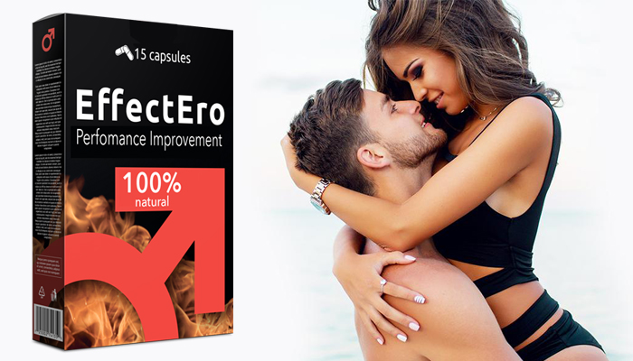 EffectEro за потентност: каменна ерекция за рекордите на Гинес
