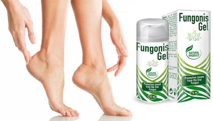 Fungonis Gel от гъбички крака и нокти: отърви се от гъбична инфекция в рамките на няколко дни!