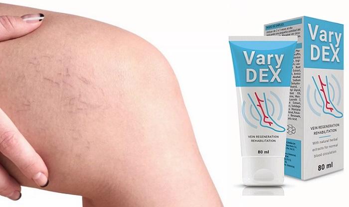 Varydex от разширени вени: резултатът настъпва след преминаване на пълноценен курс на употреба!