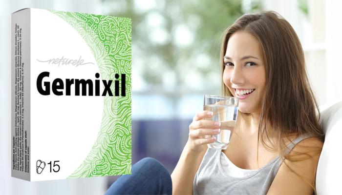Germixil срещу паразити: допринася за нормалното храносмилане!