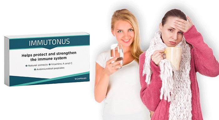 IMMUTONUS за укрепване на имунитета: природните съставки защитават вашето здраве!