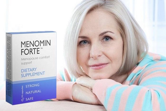 Menomin Forte при менопауза: чувствайте се лесно в продължение на много години!