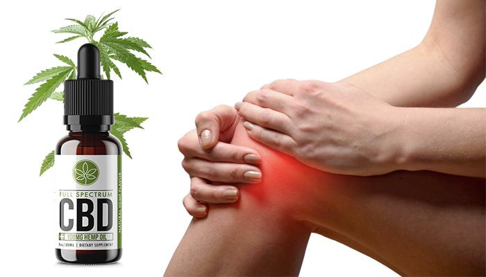 CBD Oil за стави: премахва болката и отока