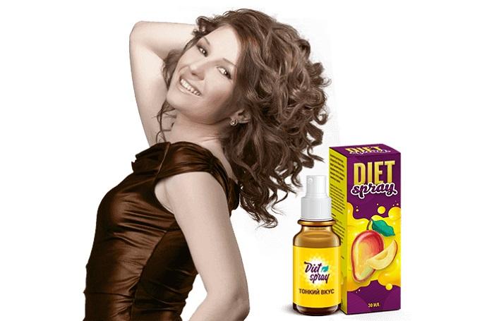 Diet Spray за отслабване: много лесно ще ви избави от чувството на глада и ще възвърне стройната фигура!