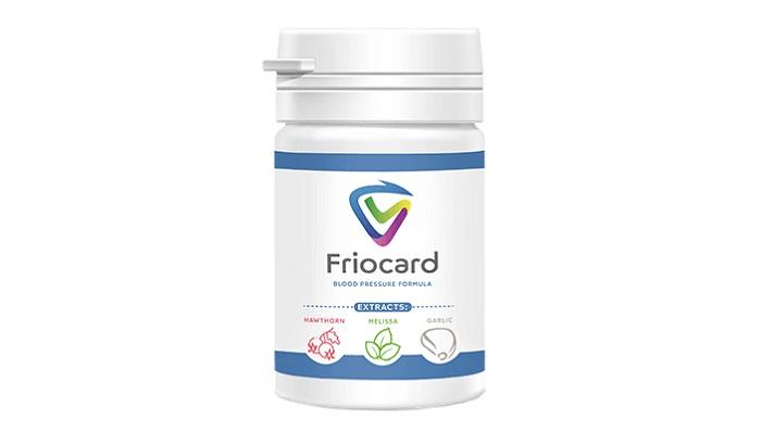 Friocard хипертония: капсули за нормализиране на кръвното налягане през топлия сезон!