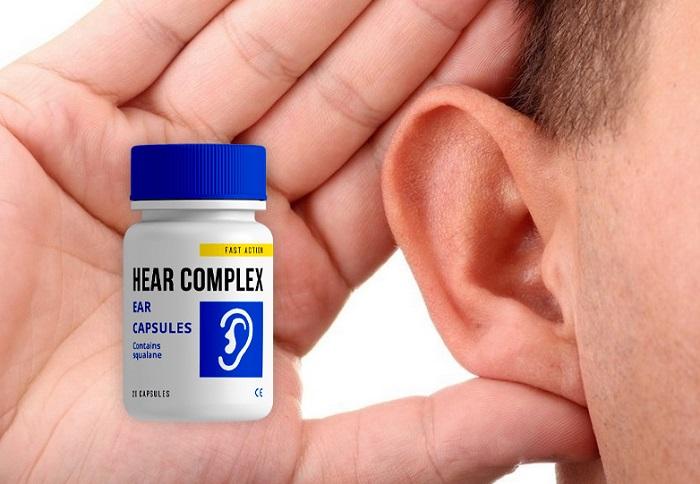 HEAR COMPLEX за подобряване на слуха: НАПЪЛНО ВЪЗСТАНОВЯВА СЛУХА ЗА 2 СЕДМИЦИ!
