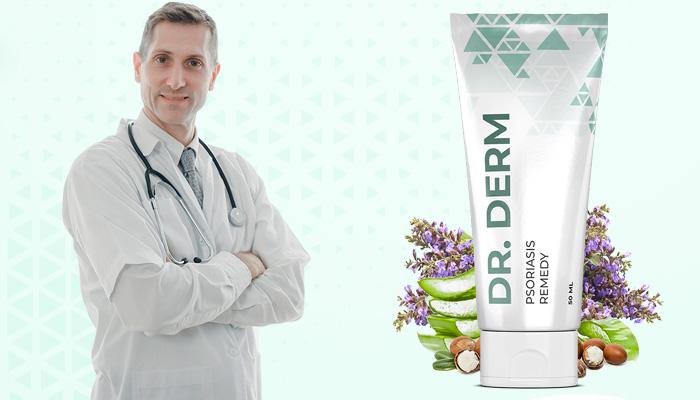 Dr.Derm срещу псориазис: нека псориазисът остане в миналото!