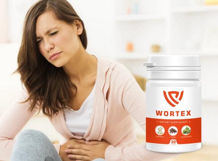 Wortex от паразити: унищожава всички видове хелминти и извежда токсините от организма!