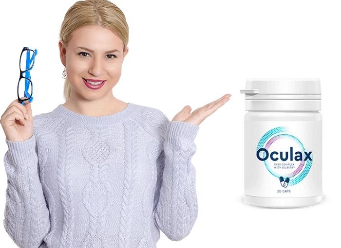 Oculax за възстановяване на зрението: спира загубата на зрение и облекчава подпухналостта благодарение на уникалната комбинация от биофлавоноиди и лутеин!