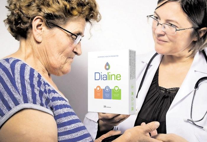Dialine от захарен диабет: бързо се нормализира нивото на захарта!