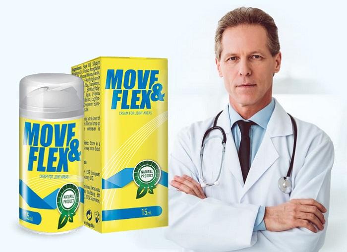 Move&Flex за ставите: живот без болки в ставите!