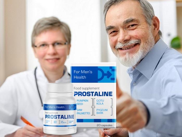 PROSTALINE от простатит: с 1 курс се подобрява работата на кръвоносната системата, нормализира процеса на уриниране, увеличава имунитета и подобрява либидото!