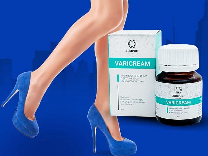 Varicream от разширени вени: отървете се от болката в краката!