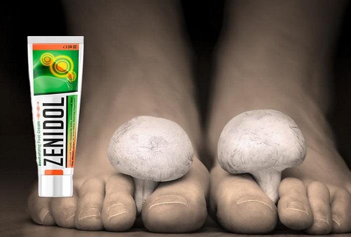 Zenidol от гъбички на краката и ноктите: лесен начин за борба с гъбичките, сърбежа, и напуканите пети!