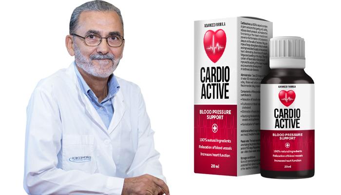 Cardioactive срещу хипертония: нормализирайте кръвното и благосъстоянието си от първия прием!