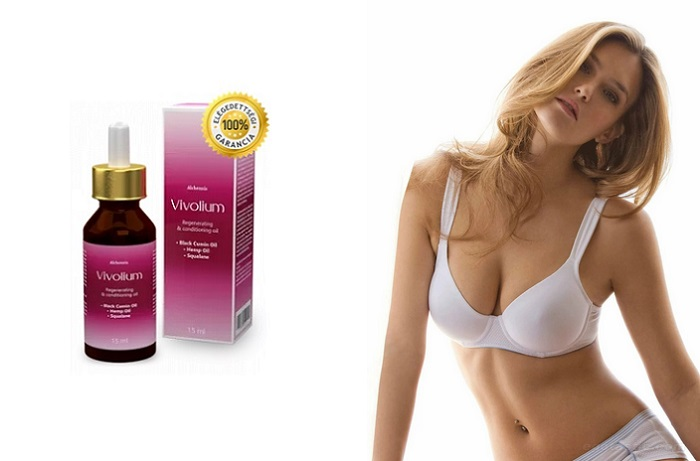 Vivolium за увеличаване на гърдите: бърз резултат без операция!