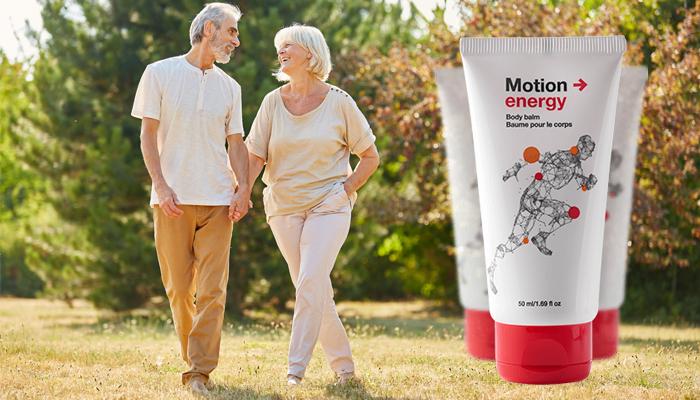 Motion Energy за стави: е ефективен продукт против остеохондроза, артроза и след травми