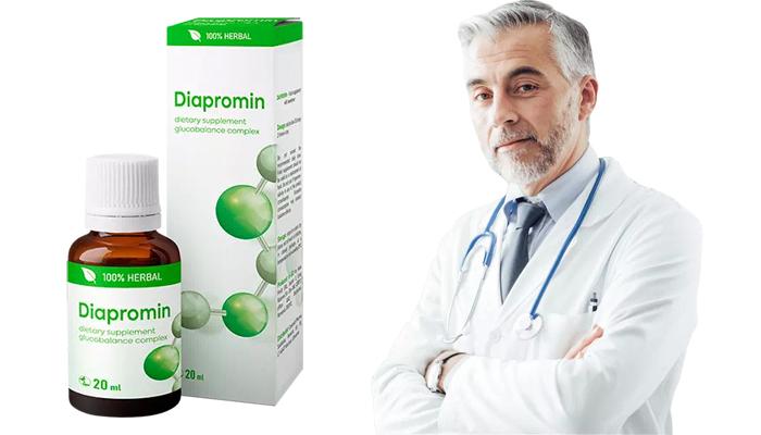 Diapromin срещу диабет: бори се с усложненията и облекчава живота при диабет