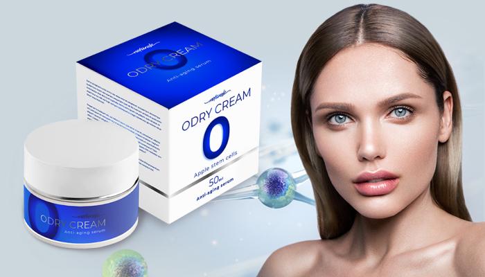 Odry Cream против бръчки: вашата втора младост