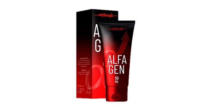 Alfagen за уголемяване на пениса: превръща мъжа в див мъжкар!