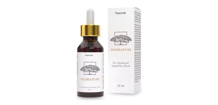 Hedrapure за възстановяване на слуха: след 28 дни ще чувате дори и най-тихия шепот, без нужда от слухов апарат