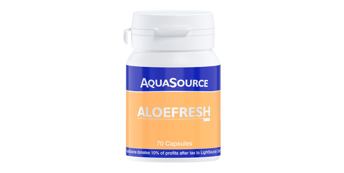 AloeFresh срещу паразити: допринася за нормалното храносмилане!
