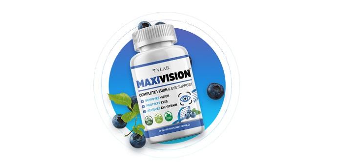 MAXI VISION за възстановяване на зрението: най-добрият натурален възстановител на зрението и здравето на очите!