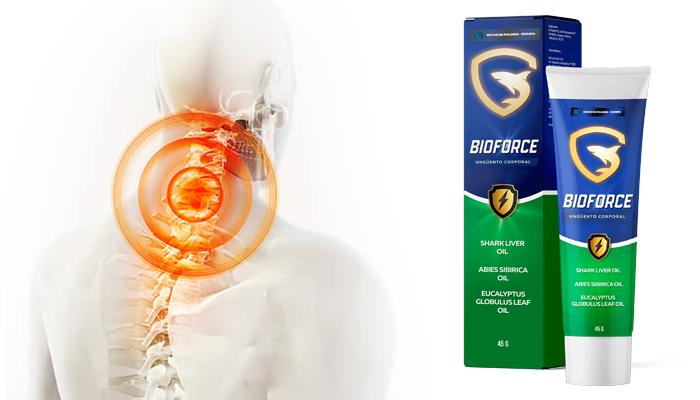 Bioforce за стави: отървете се от болки в ставите!