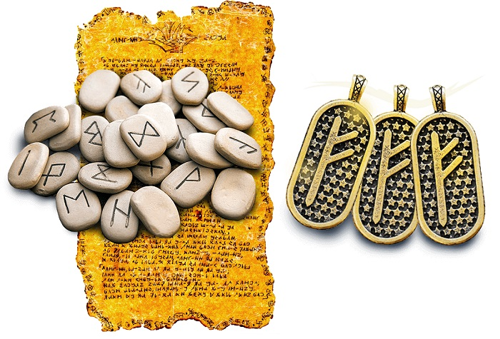 Fehu Amulet магическата сила на древните знаци на мъдрите скандинавци!