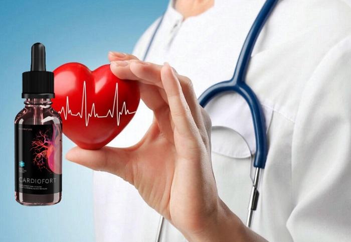 CardioFort хипертония: нормално кръвно налягане още след първия прием!