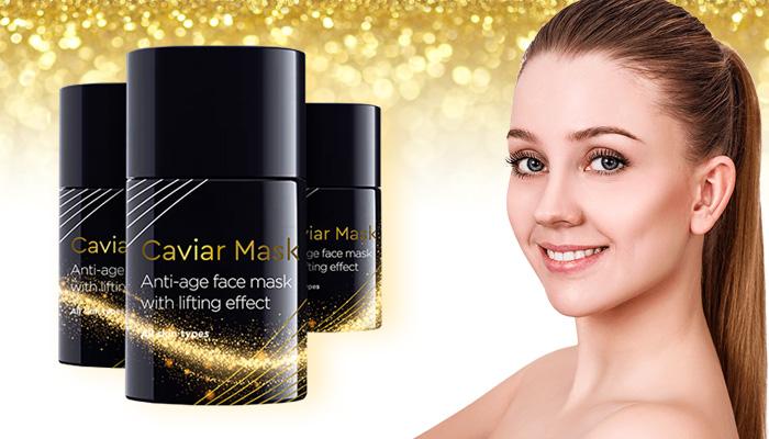 Caviar Mask против бръчки: ще ви помогне да изглеждате 10 години по-млади