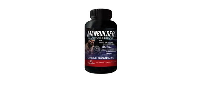 ManBuilder за потентност: активирайте мощната си потентност на всяка възраст!
