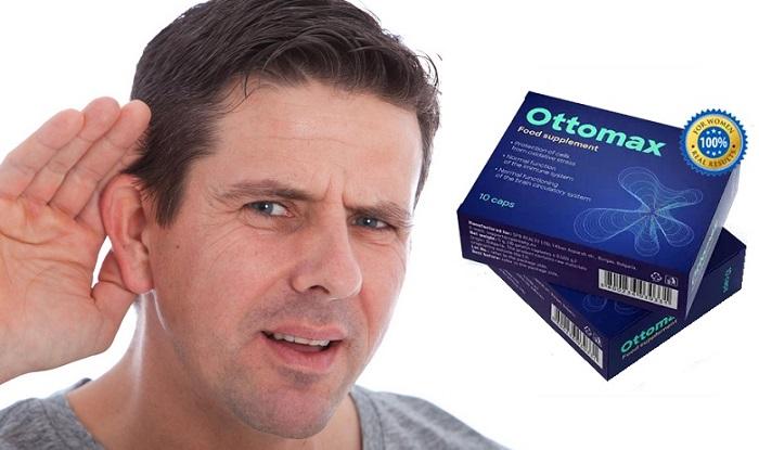 Ottomax за възстановяване на слуха: нова методика за запазване на слуха!