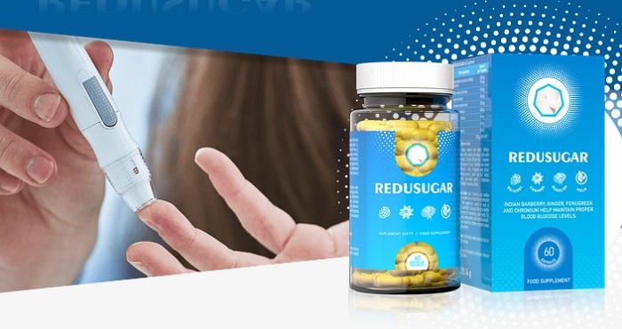 REDUSUGAR van diabetes: verbeter je stemming, verhoog concentratie, rem het verlangen naar snoep!