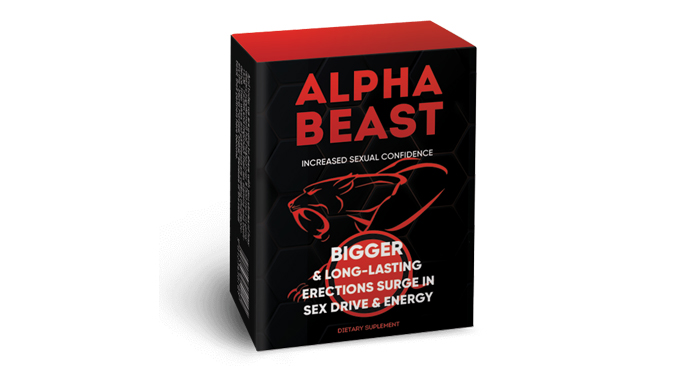 Alpha Beast за потентност: повишава сексуалната потентност и удължава продължителността на секса!