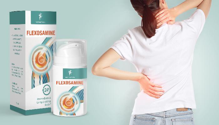 Flexosamine за стави: крем за борба със ставните болки, артрита и артрозата