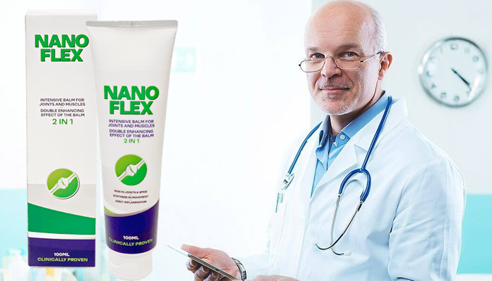 NanoFlex за стави: забравете за болките в ставите!