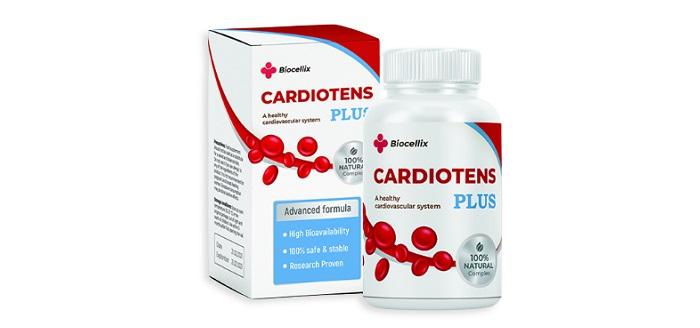 Cardiotens Plus хипертония: за бърза победа над хипертонията и нейните симптоми!